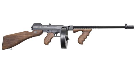 Thompson Arms 1927A-1 Deluxe .45 ACP Semi-Auto Rifle with ...