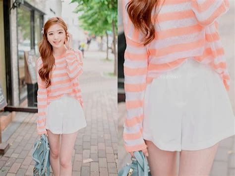 17 Best images about Korean Fashion on Pinterest | Cute white dress Summer winter and Kpop