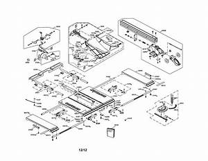 Craftsman Table Saw Parts