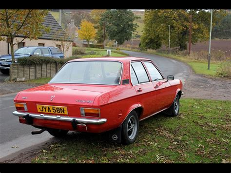 Opel For Sale by 1975 Opel Ascona For Sale Classic Cars For Sale Uk