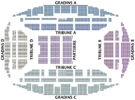 plan de la salle de concert le phare 195 chambery
