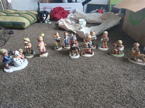 sacrart nativity hx82 hummel figurines antique price guide