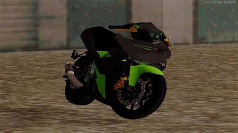 Yamaha Mx King Modification by Gta San Andreas Yamaha Mx King 150 Modif 250 Gp Mod