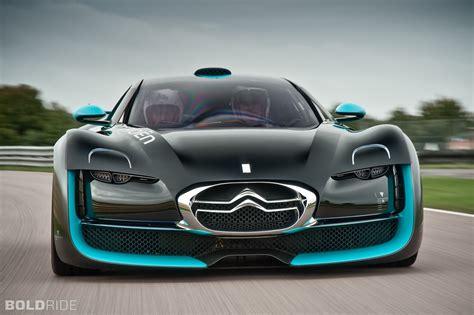 2010 Citroen Survolt Concept Supercar Supercars G