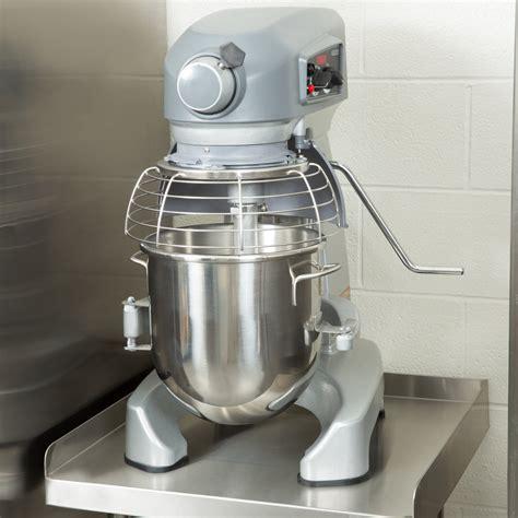 Kitchen Mixer Hobart by 12 Qt Mixer Hobart Legacy Hl120 12 Quart Commercial