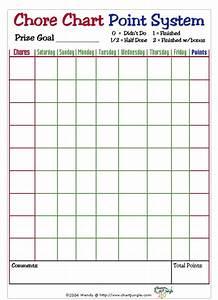 Chart Jungle Chore Chart