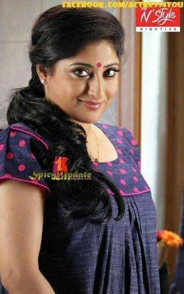 Lakshmi Gopalakrishnan Nighty Indian Beauty