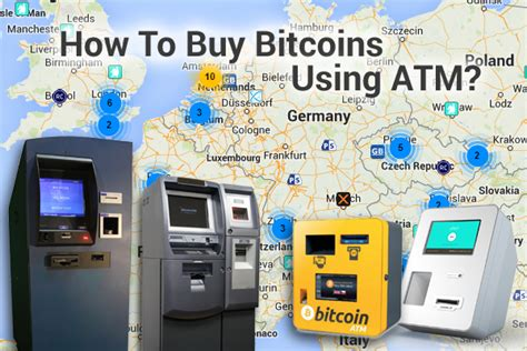 Maybe someone could send a clear pic especially on how they connect the power adapter. How to buy bitcoins at a bitcoin ATM | Blog | Coin ATM Radar