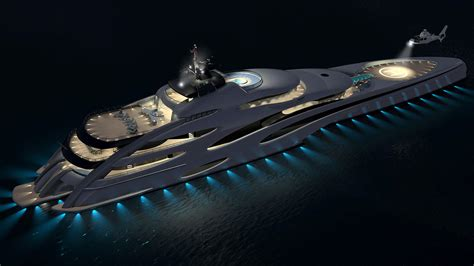 Trimaran Yacht Builders by 120m Eco Yachts Trimaran Concept Revealed Yacht Harbour