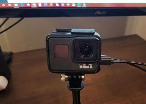 gopro webcam chatting