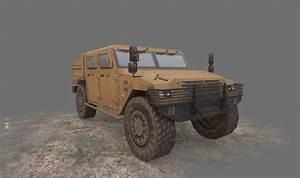Sherpa Renault : 3d renault sherpa military vehicle ~ Gottalentnigeria.com Avis de Voitures