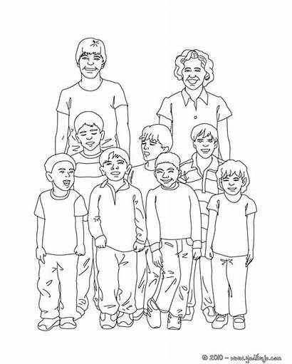 Kinder Ausmalen Zum Uniforme Colorear Coloriage Dessin