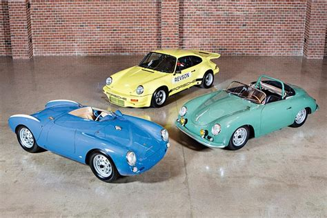 Scorpio 39 S Garage Jerry Seinfeld To Sell 18 Rare Porsches