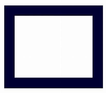 Square Frame Clipart Transparent Background Rectangle Clip