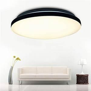 Deckenlampe Küche Led : 24w led deckenleuchte deckenlampe wohnzimmer badleuchte flurleuchte k che lampe ebay ~ Orissabook.com Haus und Dekorationen
