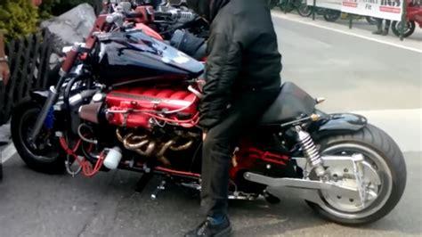 flawlessly    cylinder aston martin motorbike