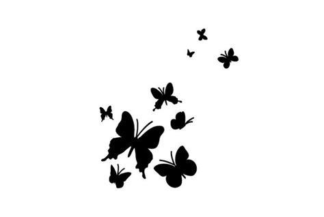 pochoir deco gratuit a imprimer pochoir papillons s pochoirs peintures