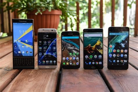 best android phones of 2016 android central
