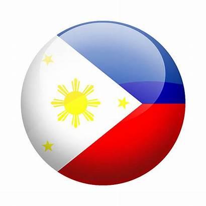Flag Philippines Round Similar Istockphoto
