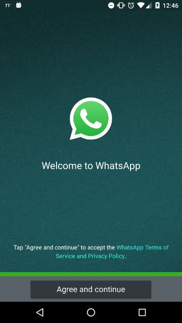 how to use whatsapp on android surveillance self defense