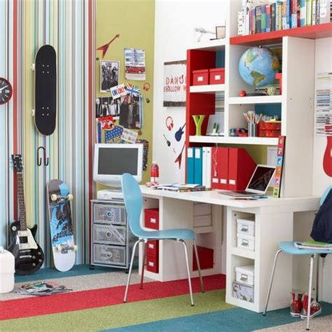 15 Year Old Boy Bedroom Ideas by 40 Teenage Boys Room Designs We Love