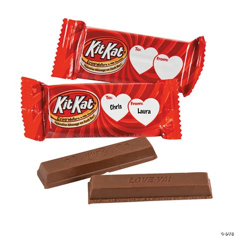 So i'd have to get another to really say whether or not it's worth it, because frosty texture is a big deal, y0. Hershey's® KitKat® Conversation Friendship Exchange Chocolate Candy - Discontinued