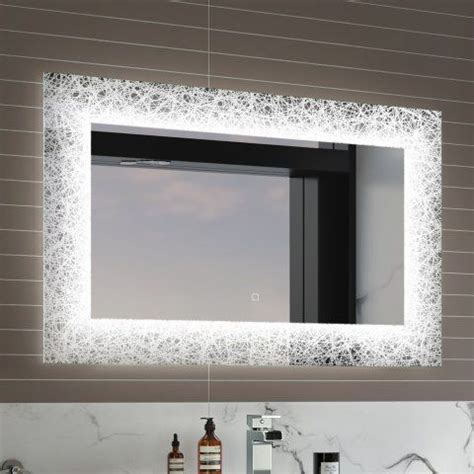 Light Up Bathroom Mirrors by Pin By Dj On Led Bathroom Mirror Lights Light Up
