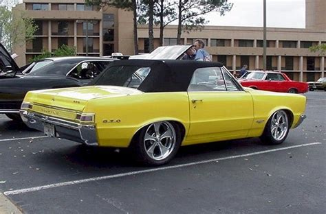 1965 Gto Convertible That Has Been Shortened 36