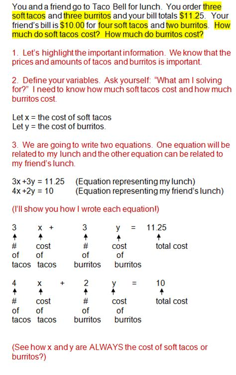 systems of equations word problems worksheet algebra 2 solving systems of equations real world problems