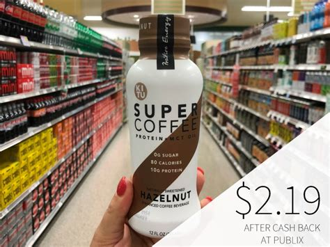 Publix announced it will introduce kahwa coffee, a st. Super Coffee Ibotta For The Publix Sale