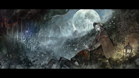 I love this game so much! 10+ Bloodborne Game High Quality Wallpapers