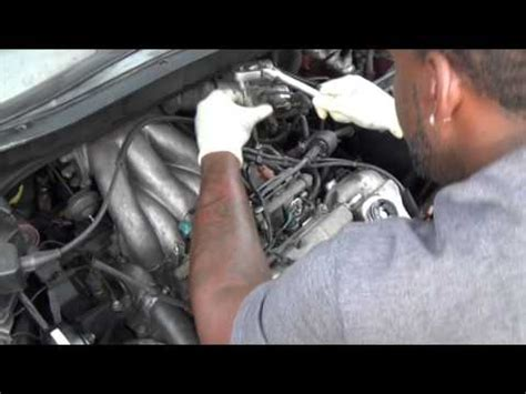 lexus rx valve cover gasket replacement youtube