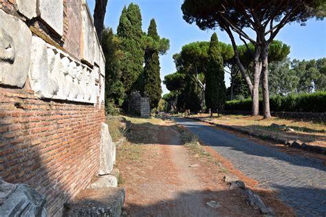 via appia 224 rome antique voie romaine conseils pour