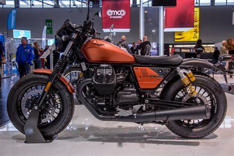 Moto Guzzi V9 Bobber 2019 by Moto Guzzi V9 Bobber Sport 2019