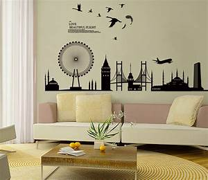 98 living room wall graphics pattern vinyl wall decal With wall decoration stickers