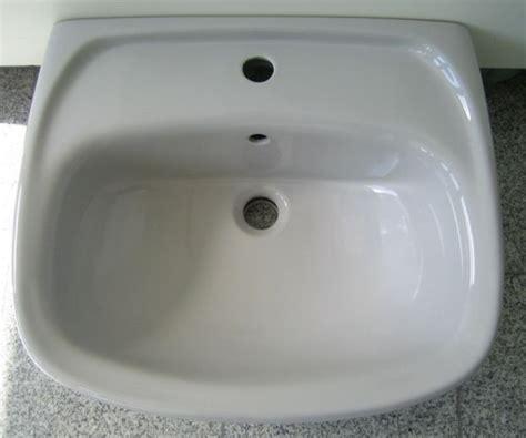Novoboch Waschbecken Waschtisch Manhattangrau 70 65