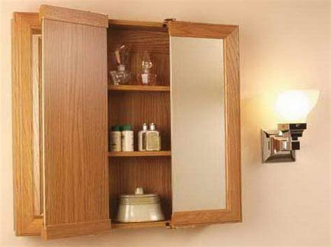 Modern Recessed Medicine Cabinets For Bathroom With
