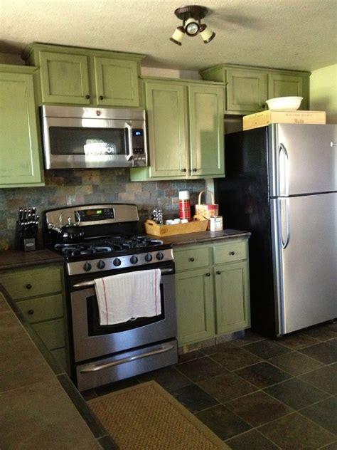 green kitchen ideas decorating ideas green kitchen cabinets brown