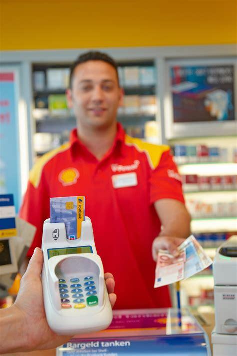 Postbank Ab Sofort Tanken Postbankkunden Geld Bei Shell