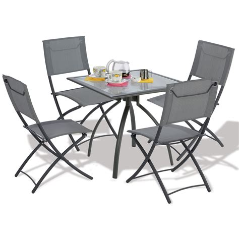 table et chaise pliante awesome table de jardin pliante avec chaises images