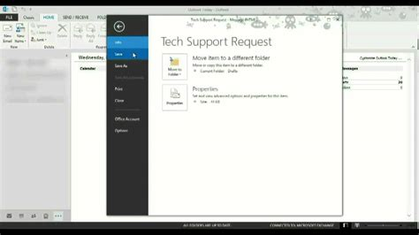 creating an email template in outlook 2013 how to create a template in outlook 2013