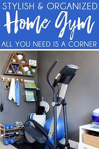 Stylish Home Gym Ideas for Small Spaces Blue i Style