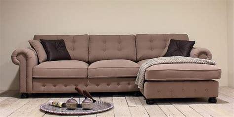 Lounge Sofa Ecke Landhaus Stil Couch Sitzecke L-form