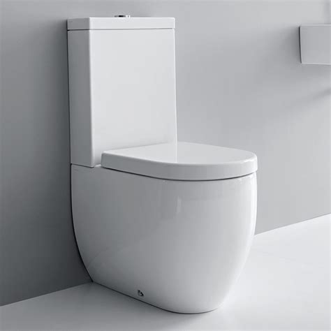 Impressive Toilets For Small Bathrooms #11 Compact Toilets