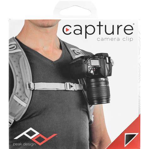 peak design capture clip peak design capture lens clc n 1 prezzo e offerte sottocosto