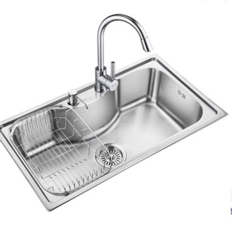 Steel Wash Basin For Kitchen free shipping kitchen sinks stainless steel vegetables