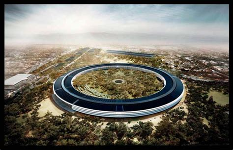 siege apple découvrez l 39 incroyable siège que veut construire apple aux