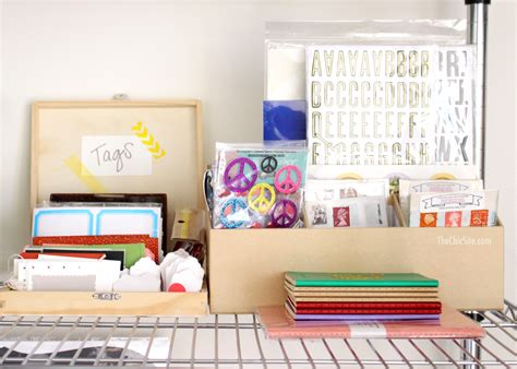 The Most Very Interesting Craft Room  Creative Home