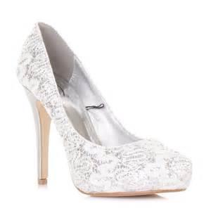 wedding reception shoes womens mesh glitter high heel pointy prom wedding court shoes size 3 8 ebay