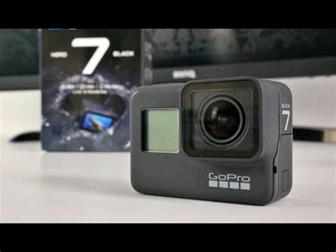 gopro hero black fps action camera